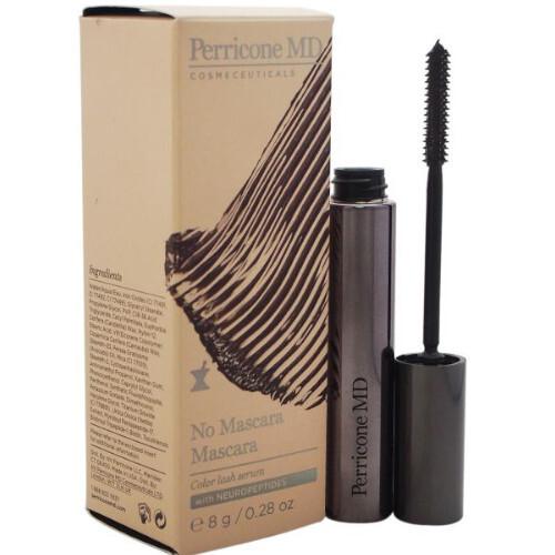 Perricone MD Prodlužující řasenka zvětšující objem No Mascara (Mascara Color Lash Serum) 8 g Black