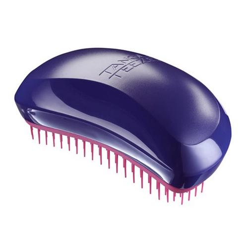 Tangle Teezer Profesionální kartáč na vlasy Elite - Fialovo-růžový - SLEVA - poškozená krabička
