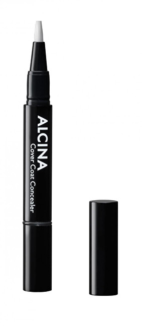 Alcina Projasňující korektor (Cover Coat Concealer) 5 ml 010 Light