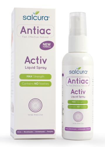 Salcura Protizánětlivý sprej pro problematickou pleť (Antiac Activ Liquid Spray) 50 ml