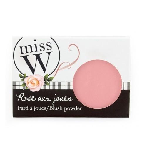 Miss W Pudrová tvářenka pro zdravý vzhled pleti (Blush Powder) 6,5 g Orange - Beige