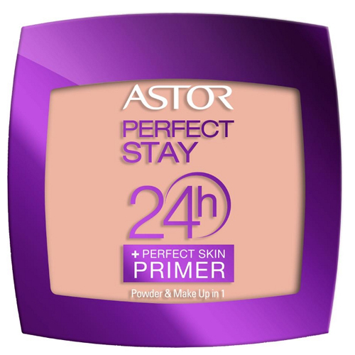 Astor Púdrový make-up 2 v 1 Perfect Stay 24H (Make-Up 1 Powder perfect skin Primer) 7 g 200 Nude