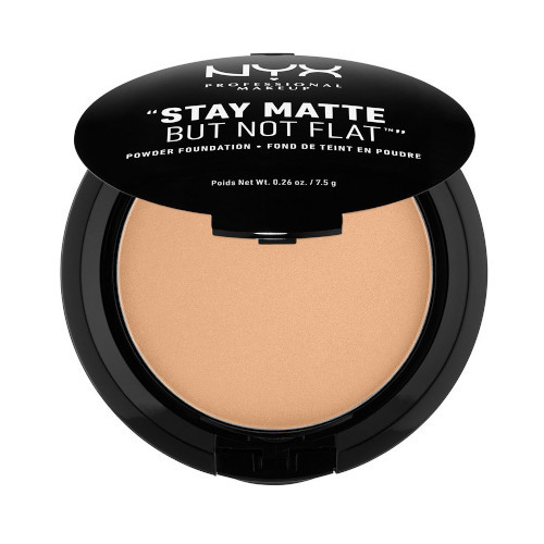 NYX Pudrový make-up Stay Matte But Not Flat (Powder Foundation) 7,5 g 13 Cinnamon Spice
