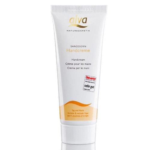 Alva BIO Rakytníkový krém na ruce (Hand Cream) 50 ml