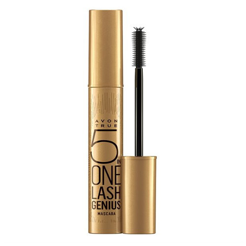 Avon Riasenka Lash Genius (Mascara) 10 ml Blackest Black