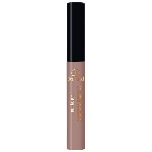 Dermacol Voděodolná řasenka na obočí (Waterproof Eyebrow Mascara) 5 ml 1