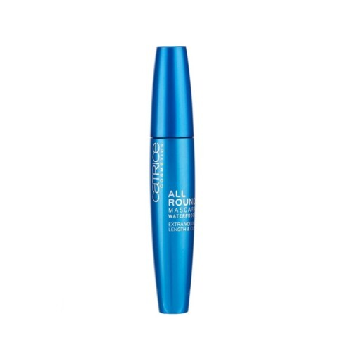 Catrice Řasenka pro objem, délku a tvar řas Allround (Extra Volume, Length & Curl Mascara) 11 ml Ultra Black