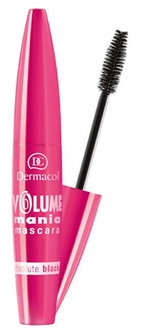 Dermacol Řasenka pro velkolepý objem řas Volume Mania Mascara 10 ml black