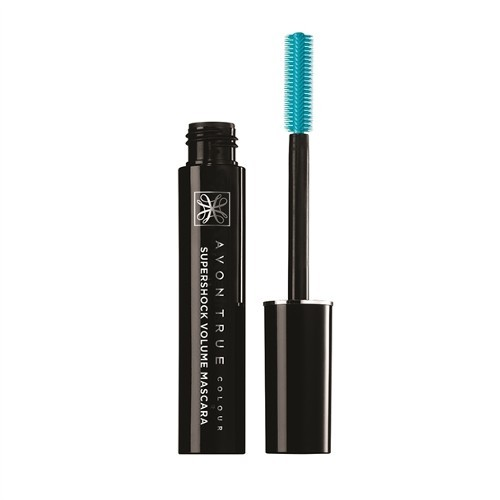Avon Řasenka SuperSHOCK (Volume Mascara) 10 ml Black Brown