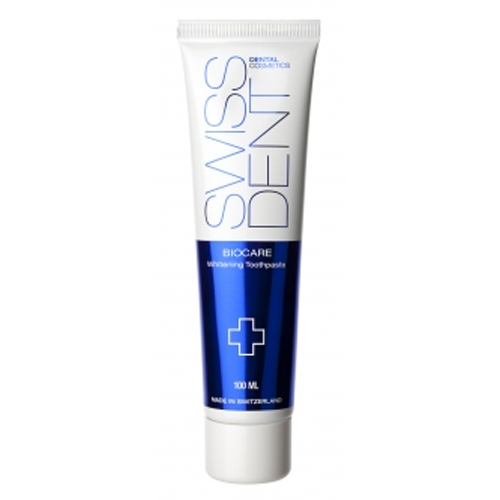Swissdent Regenerační a zesvětlující zubní pasta Biocare (Whitening Toothpaste) 50 ml