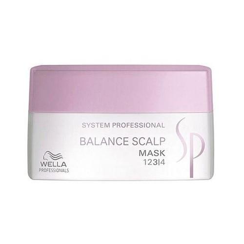 Wella Professionals Regenerační maska na vlasy na citlivou pokožku hlavy SP Balance (Scalp Mask) 200 ml