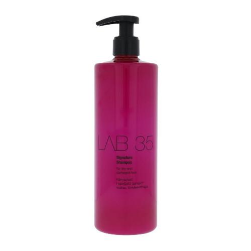 Kallos Regenerační šampon na suché a poškozené vlasy LAB 35 (Signature Shampoo) 500 ml