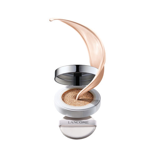 Lancôme Revoluční make-up v houbičce (Miracle Cushion Make-Up) 14 g 01 Pure Porcelaine