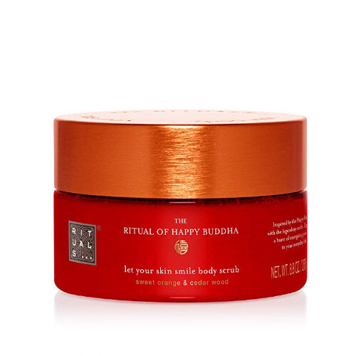 Rituals Tělo vý peeling The Ritual Of Happy Buddha ( Body Scrub) 250 g 250 g