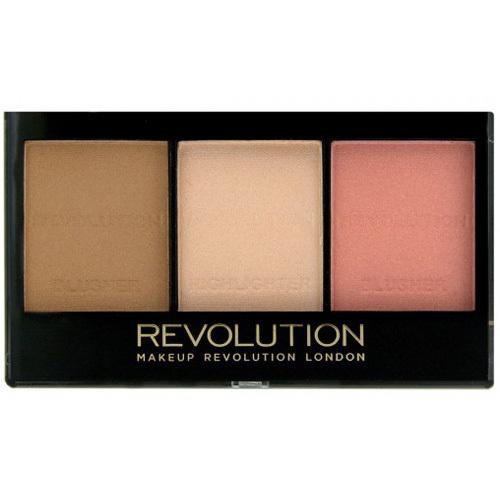 Makeup Revolution London Ultra Sculpt & Contour Kit make-up c01 ultra fair 11 g