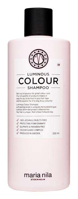 Maria Nila Rozjasňující šampon pro barvené vlasy Luminous Colour (Shampoo) 100 ml