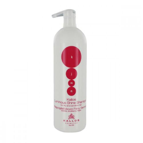 Kallos Rozjasňující šampon pro suché a citlivé vlasy (Luminous Shine Shampoo) 500 ml