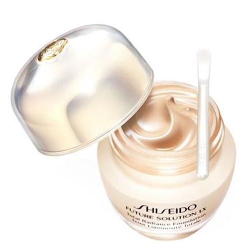 Shiseido Rozjasňující tekutý make-up SPF 20 Future Solution LX (Total Radiance Foundation) 30 ml N3 Neutral