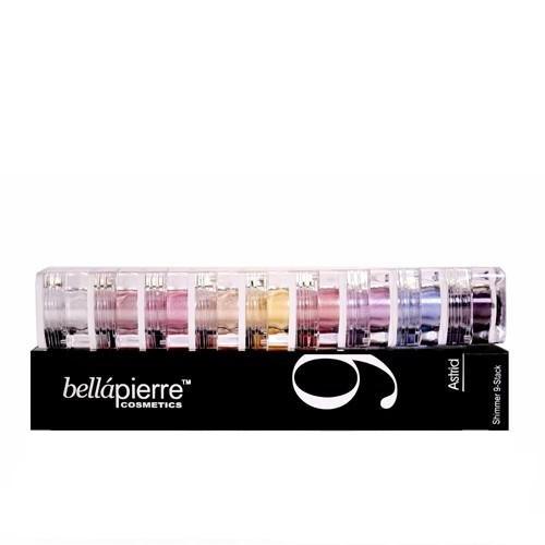 bellápierre Sada multifunkčních kosmetických prášků (Stack Shimmer Powders) Astrid