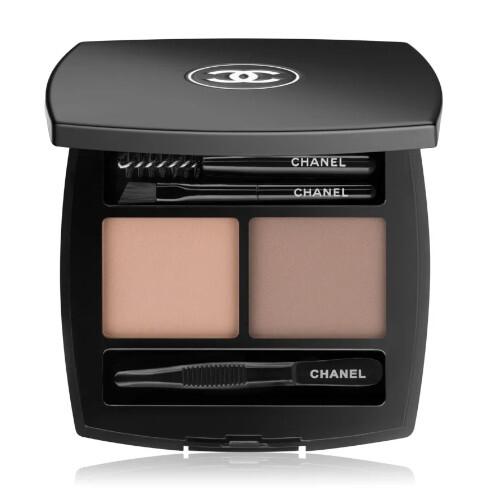 Chanel Sada pre dokonalé obočie La Palette Sourcils De Chanel (Brow Powder Duo) 4 g 50 Brun