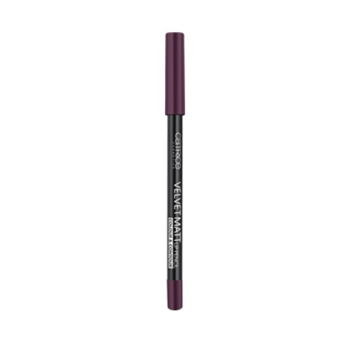 Catrice Sametově matná tužka na rty Velvet Matt (Lip Pencil Colour Contour) 1,3 g 010 From Rags To Roses