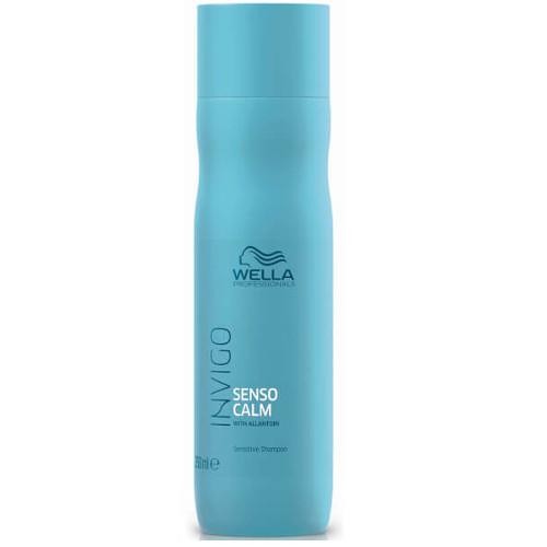 Wella Professionals Șampon pentru pielea sensibilă a capului Invigo Senso Calm ( Sensitive Shampoo) 250 ml