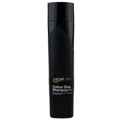 Label.m Šampon pro barvené vlasy s výtažkem ze slunečnicových semínek (Colour Stay Shampoo) 300 ml