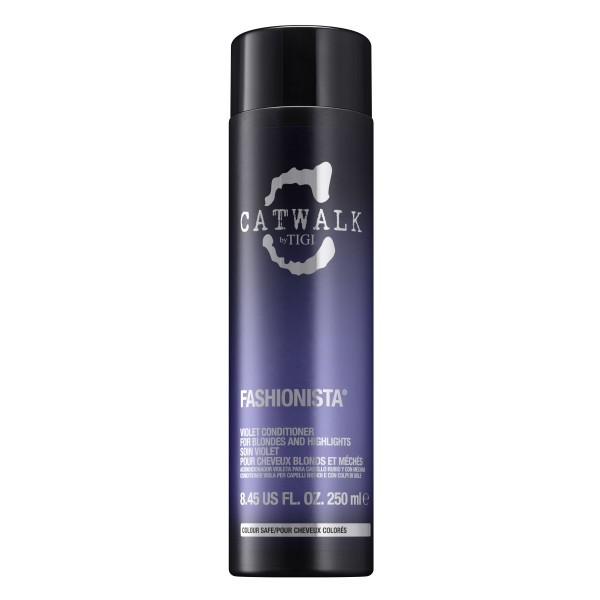 Tigi Kondicionér pro blond a melírované vlasy Catwalk Fashionista (Violet Conditioner) 250 ml