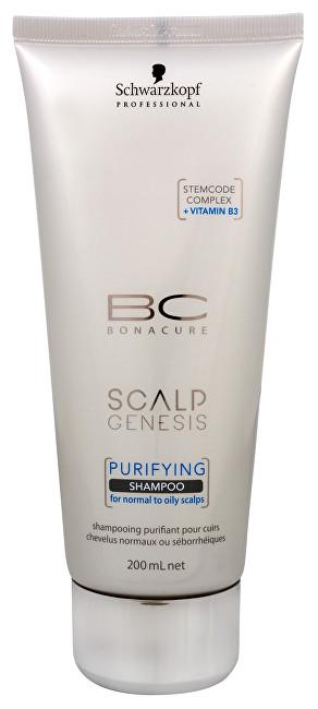 Schwarzkopf Professional Šampon pro hloubkové čištění vlasů BC Bonacure Scalp Genesis (Purifying Shampoo) 200 ml