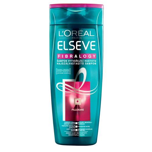 Loreal Paris Šampon pro hustotu vlasů Elseve Fibralogy 250 ml