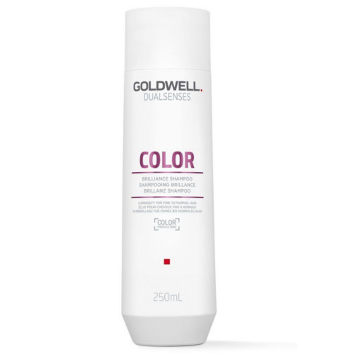 Goldwell Šampon pro normální až jemné barvené vlasy Dualsenses Color (Brilliance Shampoo) 250 ml