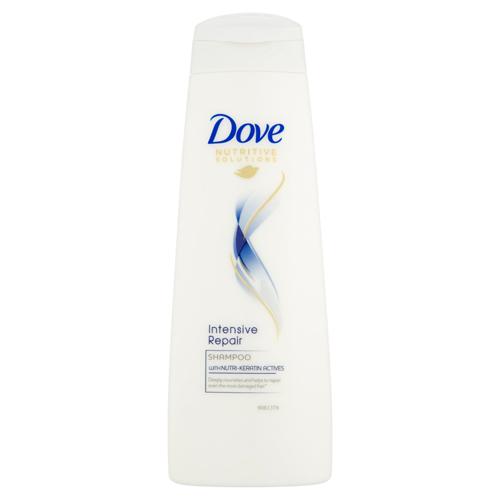 Dove Šampón pre poškodené vlasy Nutritive Solutions Intensive Repair (Intensive Repair Shampoo) 400 ml