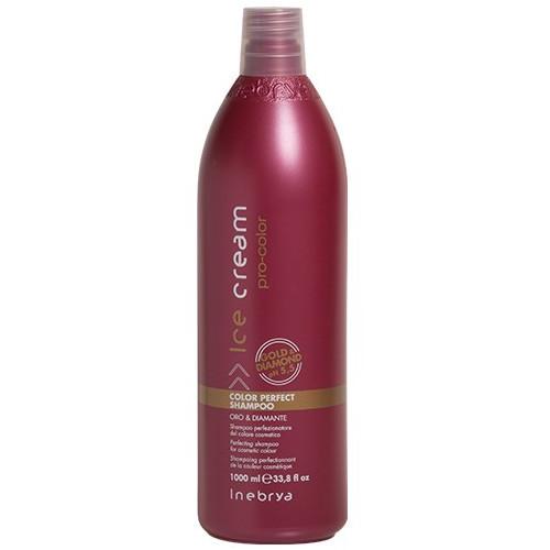 Inebrya Šampon pro zdokonalení barvy Ice Cream Pro-Color (Color Perfect Shampoo) 300 ml