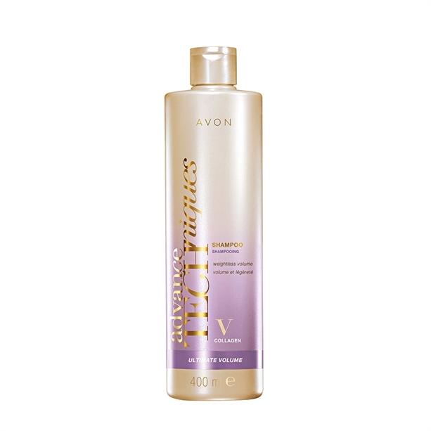 Avon Šampón pre zväčšenie objemu s 24h účinkom Advance Techniques Ultimate Volume 400 ml