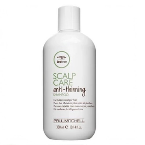 Paul Mitchell Šampon proti řídnutí vlasů Tea Tree Scalp Care (Anti-Thinning Shampoo) 100 ml