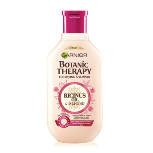 Garnier Botanic Therapy Ricinus Oil & Almond šampon 400 ml
