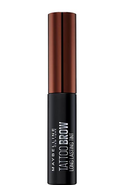 Maybelline Culoarea sprâncenelor semi-permanente (Tattoo Brow Eyebrow Color) Culoarea sprâncenelor de (Tattoo Brow Eyebrow Color) Medium Brown