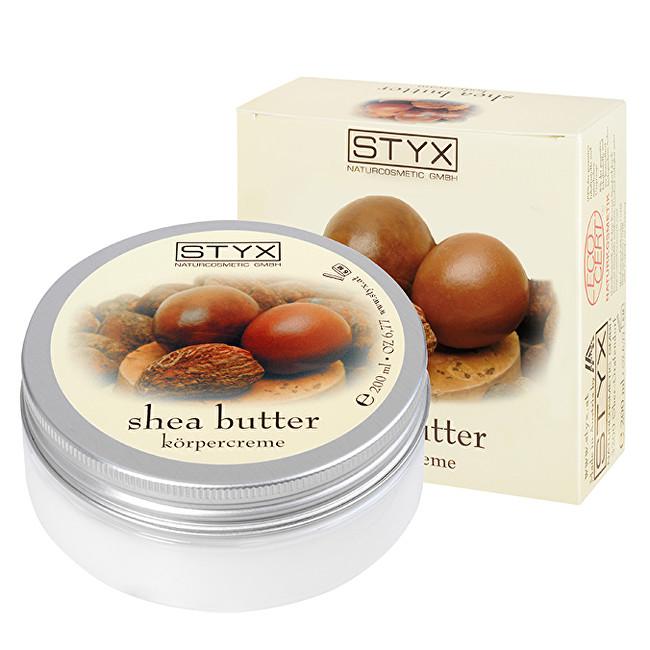 Styx Shea Butter tělový krém sbambuckým máslem 200 ml