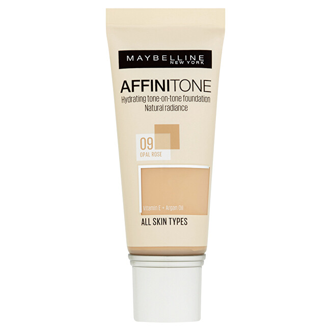 Maybelline Sjednocující make-up s HD pigmenty Affinitone (Hydrating Tone-One-Tone Foundation) 30 ml 16 Vanilla Rose