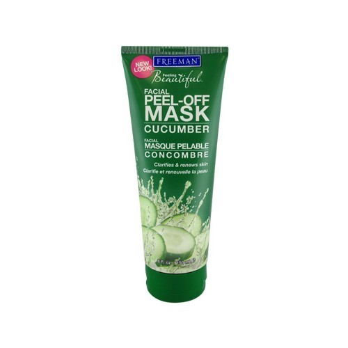 Freeman Slupovací okurková maska (Facial Peel-Off Mask Cucumber) 15 ml