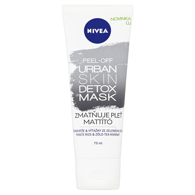 Nivea Slupovací zmatňující maska Urban Skin (Face Peel-Off Mask) 2 x 5 ml