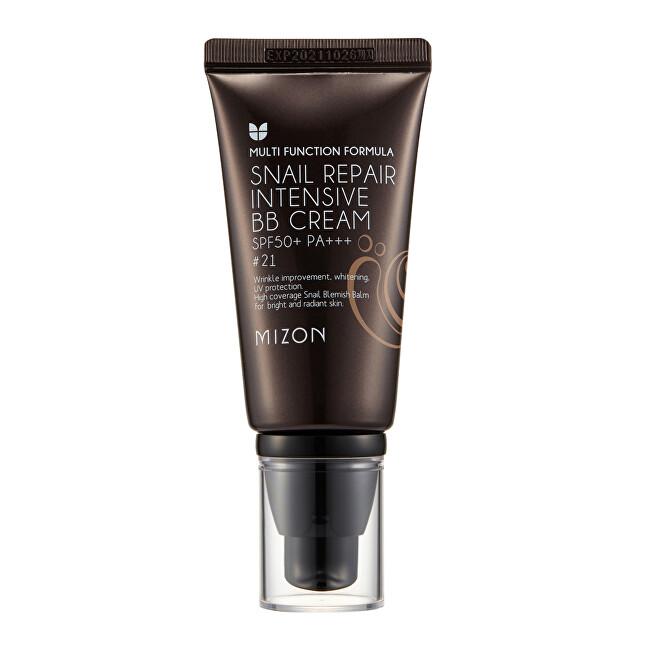 Mizon BB krém s filtrátem hlemýždího sekretu 35 % SPF 50+ (Snail Repair Intenstive BB Cream) 50 ml 21 Rose Beige