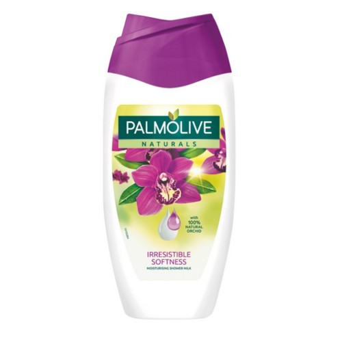Palmolive Sprchový gel s orchidejí Naturals (Irresistible Softness Black Orchid And Moisturizing Milk) 500 ml