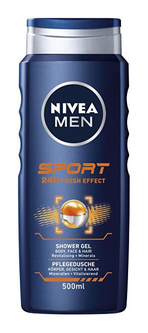 Nivea Sprchový gel pro muže Sport 250 ml