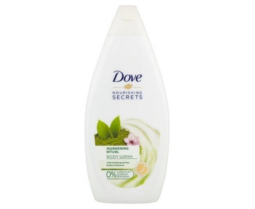 Dove Sprchový gel s čajem matcha a květem sakury Awakening Ritual (Matcha Tea & Sakura Blossom Body Wash) 250 ml