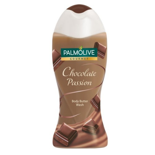 Palmolive Sprchový gél s vôňou čokolády Gourmet (Chocolate Passion Body Butter Wash) 250 ml