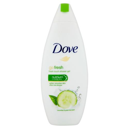 Dove Sprchový gel s vůní okurky a zeleného čaje Go Fresh (Fresh Touch Shower Gel) 250 ml