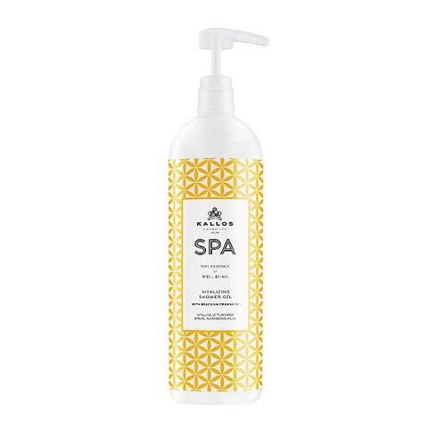 Kallos Sprchový gel SPA (Vitalizing Shower Gel) 200 ml