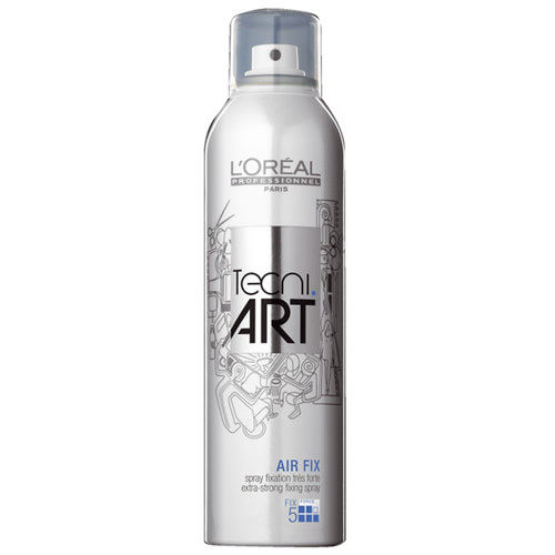 Loreal Professionnel Sprej pro okamžitou fixaci Air Fix (Extra-Strong Fixing Spray) 400 ml