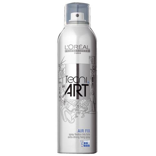 Loreal Professionnel Sprej pro okamžitou fixaci Air Fix (Extra-Strong Fixing Spray) 400 ml